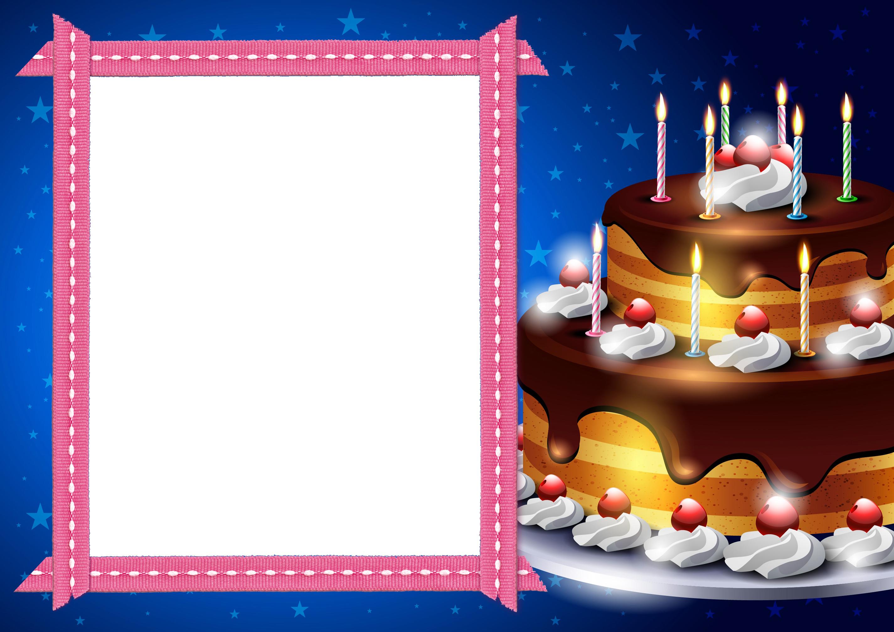 Фотошоп открытка с днем рождения для мужчины