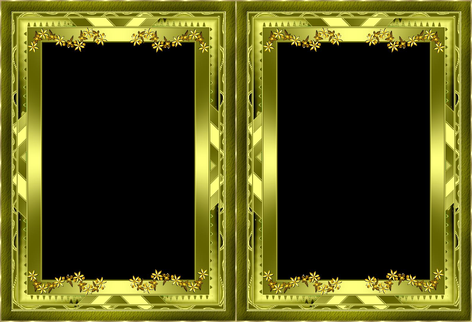 красивые рамки для двух фото