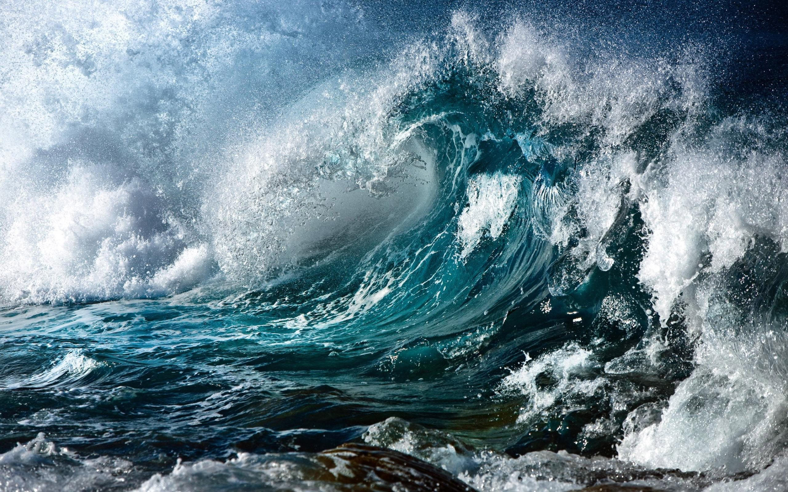 Sea Waves Wallpaper Animated Animalcarecollegeinfo