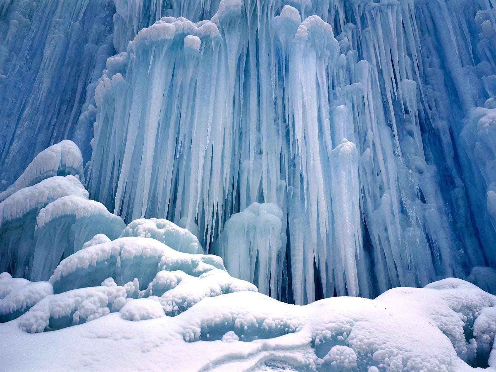 Картинки снежной зимы сосулек рождения