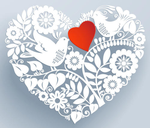 Картинки сердце влюбленное