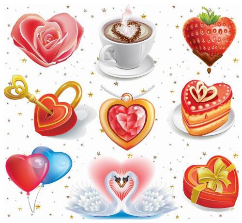 символы любви