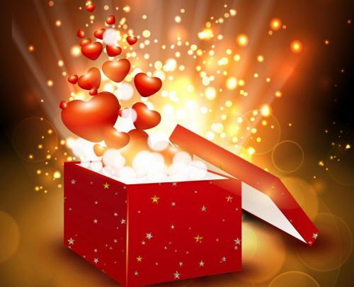 Волшебная коробка