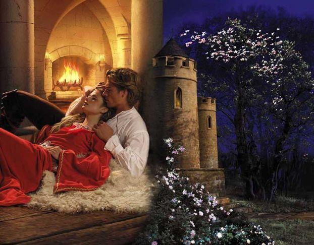 романтическая ночь