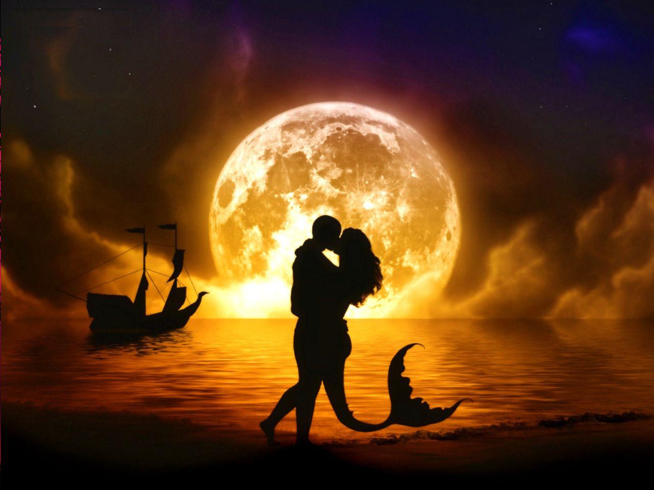 Смотреть влюблёных парочек ночью 8 фотография