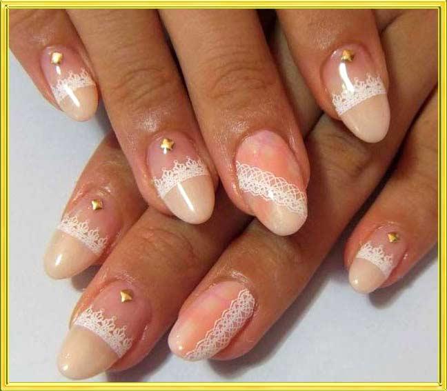 Формы ногтей маникюр своими руками фото 621