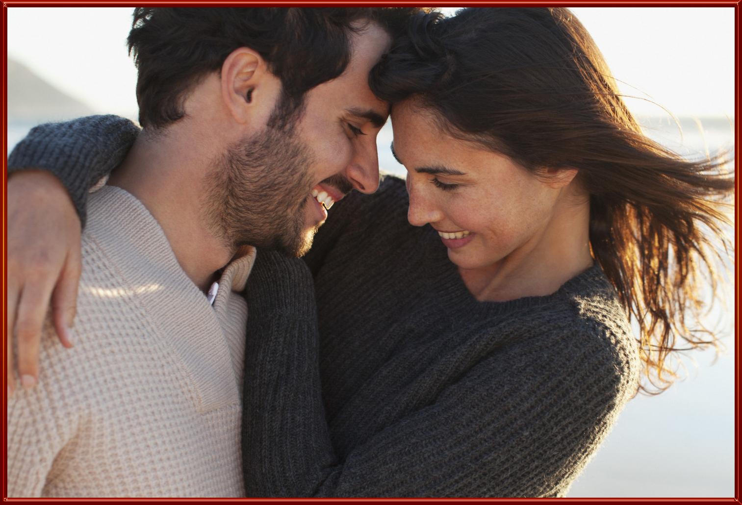 Влюбленные смотрят друг другу в глаза картинки