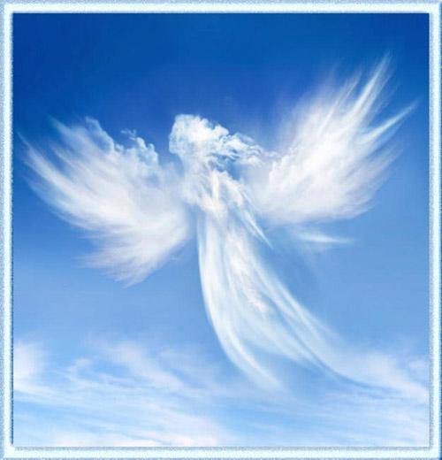Призываем помощь Ангела-Хранителя! Белла Авеб.