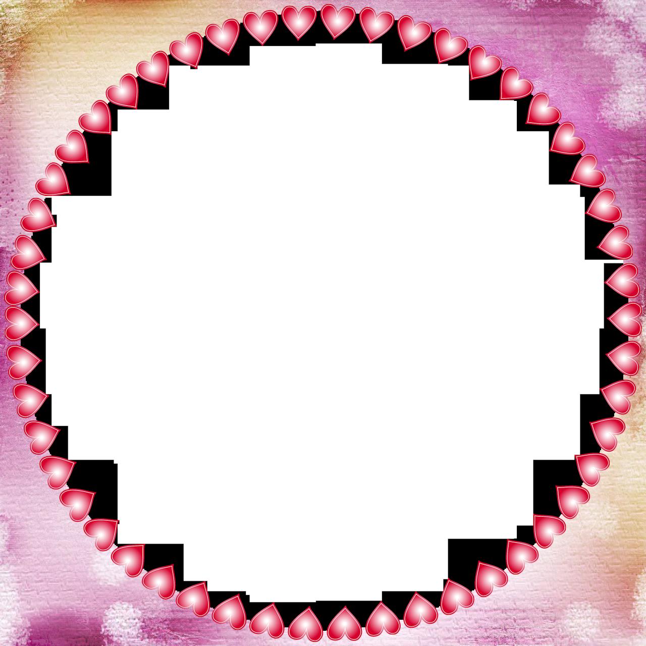 Как сделать рамку для круглой картинки в фотошопе