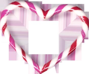 фоторамка сердечко